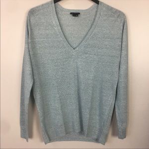 Theory Adrianna Tidal Sweater in Tidal